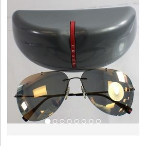 Authentic Prada sunglasses